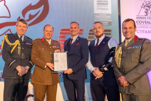 Forces Fitness receive the Silver ERS Award!