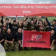 Forces Fitness Train Alfies Army Featuring on BBC 1 Wales
