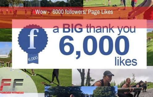 Forcess Fitness Facebook 600 Likes