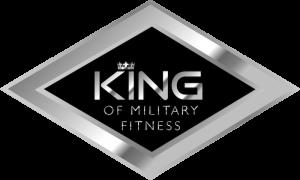 KingOf Military Fitness Badge