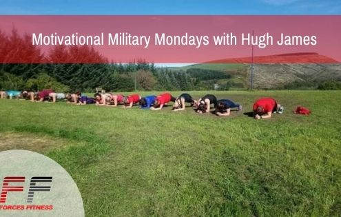 Motivational Military Mondays with Hugh James